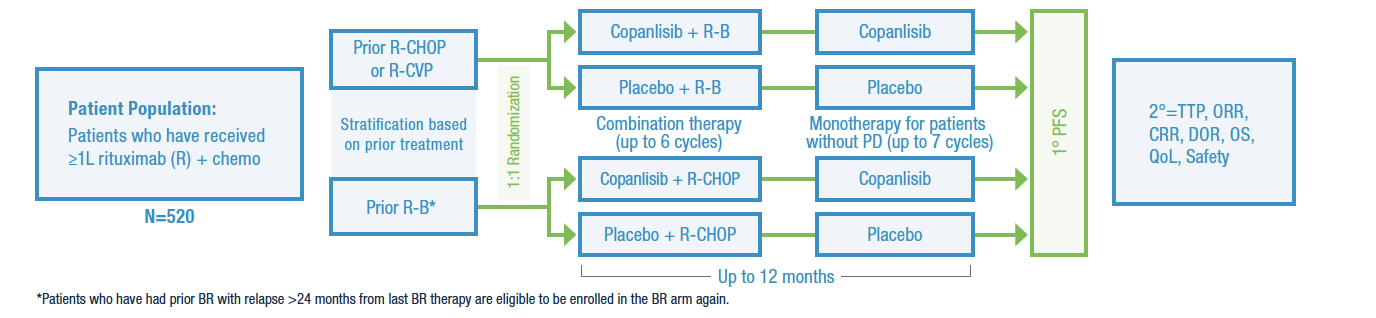 Clinical Trials | Bayer Oncology Pipeline